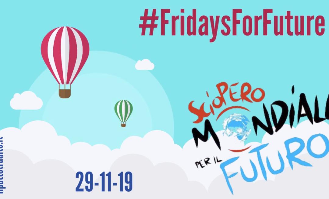 #FridaysForFuture nuovo sciopero planetario per il clima