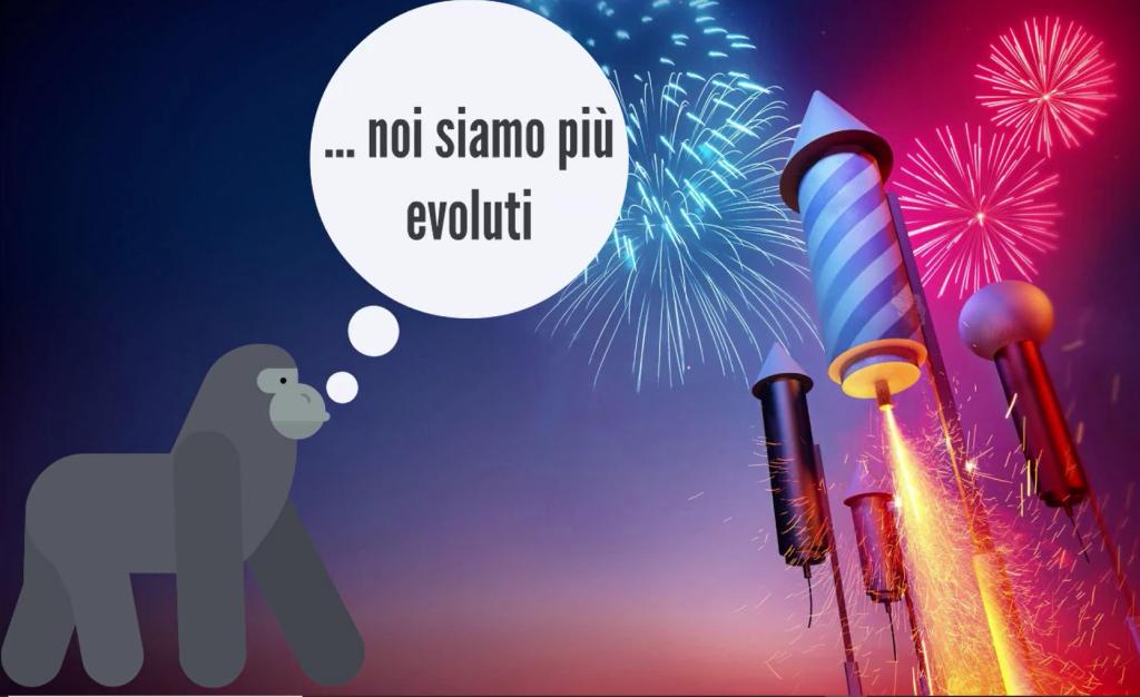 Capodanno esplosivo gli animali