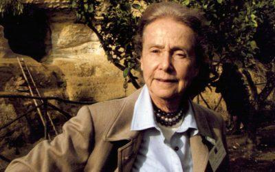 Con Giulia Maria Crespi scompare la pioniera dell'ambientalismo italiano