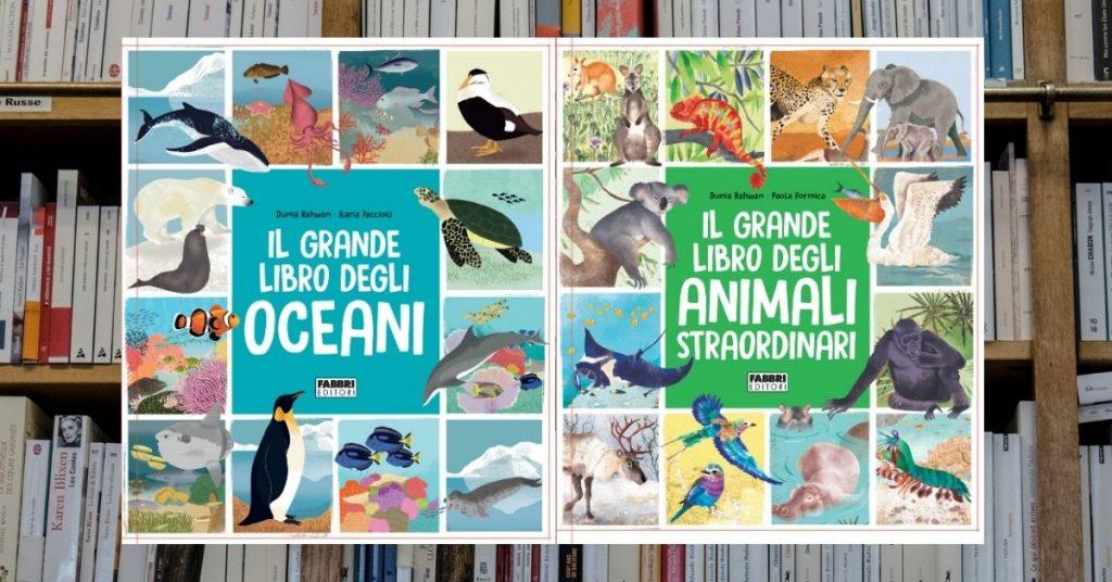 Oceani e Animali Straordinari