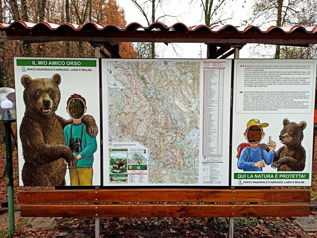 L'informazione su orsi e lupi è fondamentale